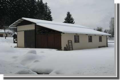 location garage de caravane pour l 39 hiver en haute sa ne