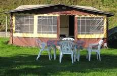 Location Caravane Camping La Broche
